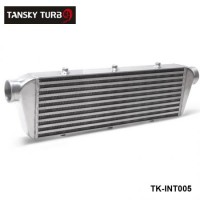 TANSKY - 550x180x65mm UNIVERSAL FRONT MOUNT TURBO INTERCOOLER For Honda Civic Nissan Toyota TK-INT005