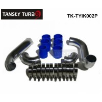 MR2 stainless steel or aluminium made turbo Intercooler piping kits for TOYOTA TK-TYIK002P