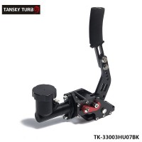 TANSKY - General Racing Car Hydraulic E-BRAKE Drift Rally Lever Handbrake Gear With Oil Tank TK-33003HU07BK