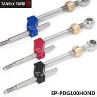 Tansky - Adjustable Height Dual Bend Quick Short Shifter For Civic Integra B/D Series B16 B18 B20 EP-PDG100HOND