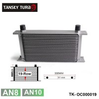 British Type 19-Row Oil Cooler  8AN/10AN TK-OC000019