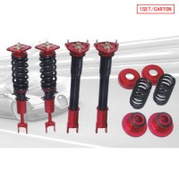 Coilovers Spring Struts Racing Suspension Coilover Kit Shock Absorber For Many Different Car