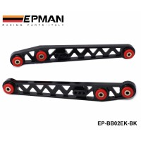 EPMAN SERIES REAR LOWER CONTROL ARMS FOR HONDA CIVIC 1996-2000 EK (Fits: Honda Civic) EP-BB02EK