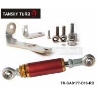 Brand New Engine Torque Damper Brace Kit Red For 92-00 CIVIC 93-97 DEL SOL D15 D16 EG EK TK-CA0177-D16
